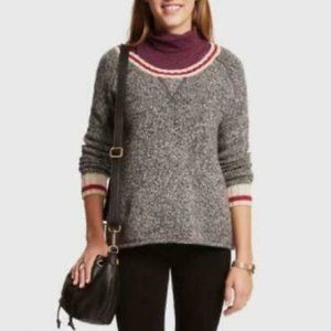 Roots classic Cabin crew neck sweater